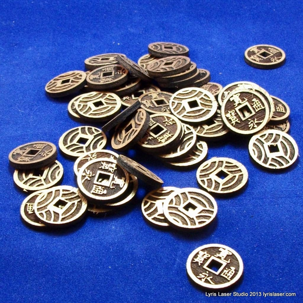 Japanese Coins (50)