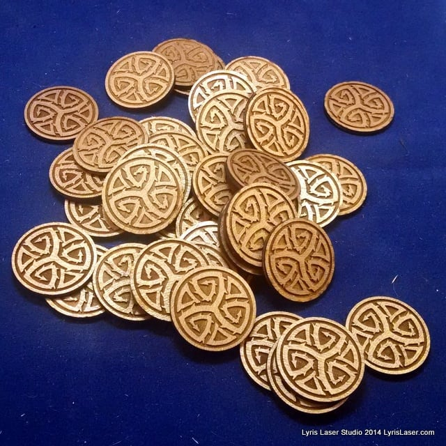 Gold Coins (50)